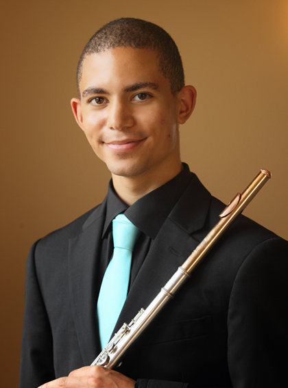 Anthony Trionfo, Flute