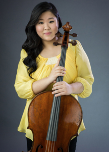Sang-Eun Lee, Cellist
